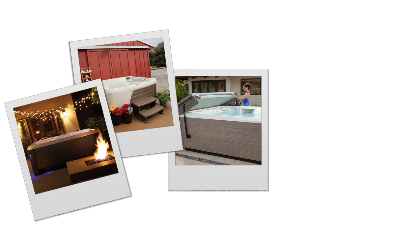 spas, hot tubs, pools from SOMD Hearth